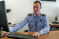 El comisario Eduard Sallent, en una imagen de archivo