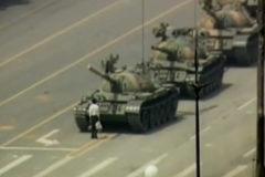 Las impresionantes imágenes de Tiananmen 30 años más tarde