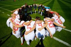 """La segunda oportunidad de la selección femenina: """"Podemos ganar a cualquiera"""""""