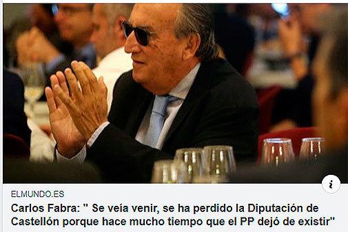 Entrevista de El Mundo Castellón al día que comparte Nomdedéu en su facebook y genera la polémica.