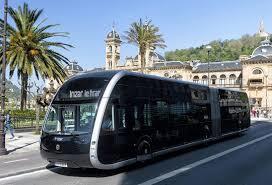Calendario Laboral Alava 2020.El Autobus Electrico Circulara En Vitoria A Partir De Agosto De 2020