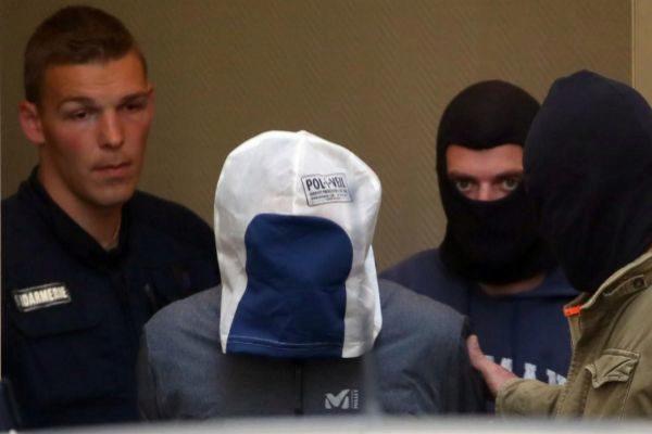 Traslado de 'Josu Ternera' tras su detención