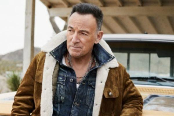 El cantante estadounidense Bruce Springsteen.
