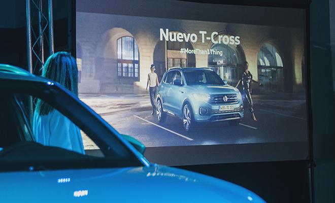 Serramóvil presenta el Volkswagen T-Cross en su concesionario oficial de Torrevieja