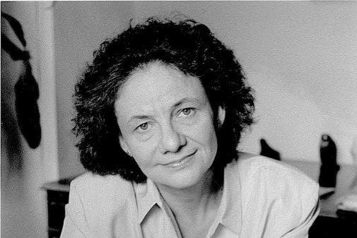 Eva Hoffman, en una imagen de archivo.