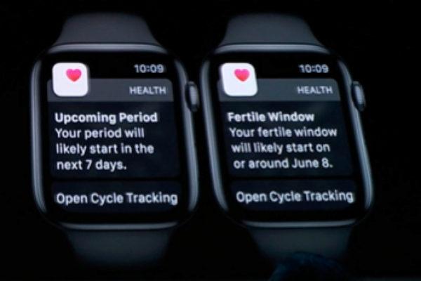 Apple crea una aplicación para controlarte la regla