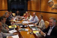 Reunión de EBB del PNV.