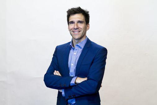 El periodista científico Miguel G. Corral.