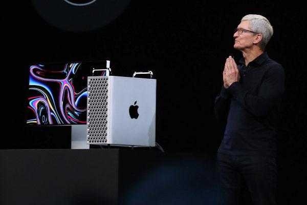 Apple presenta el ordenador más potente del mundo