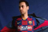 Un Barça a cuadros por primera vez en la historia