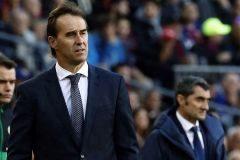 Lopetegui, nuevo entrenador del Sevilla