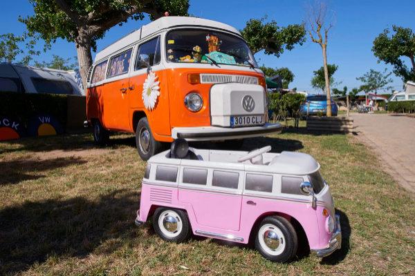 XVI FurgoVolkswagen: el nuevo grand California, sorpresa de la fiesta