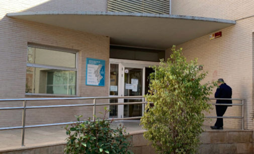 Centro de salud El Palleter de Castellón.
