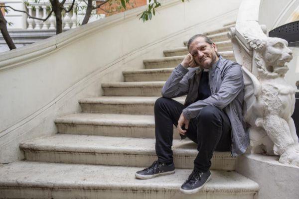 Dario Sztajnszrajber en una reciente entrevista para Papel.