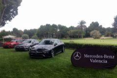 Clausurados los Torneos Mercedes-Benz Valencia de golf