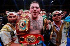 Andy Ruiz: De repente, un campeón