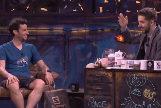 Kilian Jornet y David Broncano en La Resistencia, donde el deportista compartió una confesión que dejó sin palabras al presentador