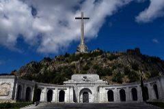 Imagen de la cruz del Valle de los Caídos