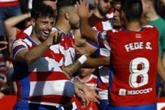 El Granada asciende a Primera tras empatar en Mallorca