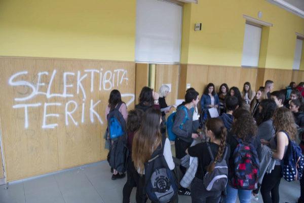 Más de 11.000 alumnos vascos ante  los nervios de la Selectividad: cuando el futuro depende de una nota