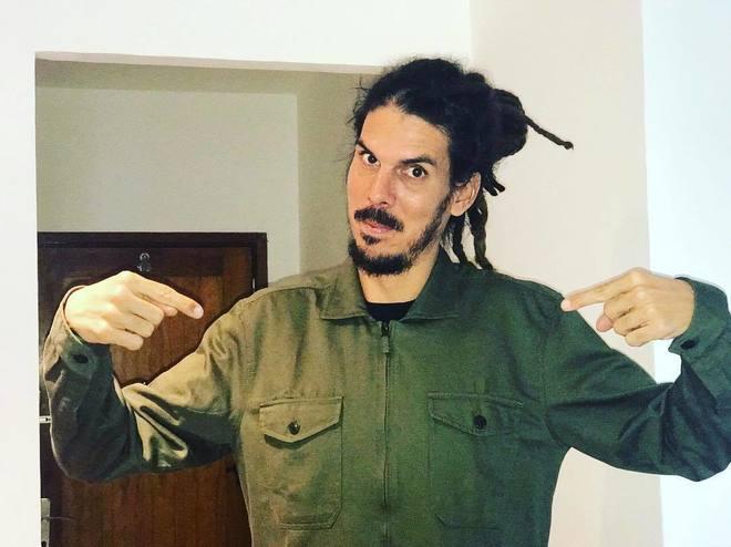 Alberto Rodríguez, en una de sus fotos compartidas en Instagram.