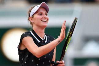 Vondrousova, una joven contracultural en las semifinales