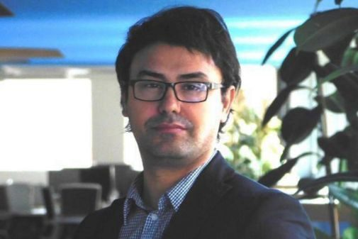El director ejecutivo de la startup valenciana Cleverpy, Pedro Conesa.