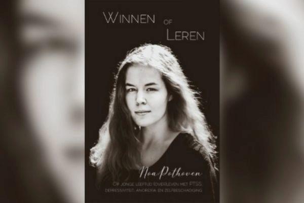 Imagen de la portada de 'Ganar o aprender', el libro publicado por Noa Pothoven en el que narraba los abusos que sufrió en la adolescencia.