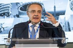 Tobías Martínez, CEO de Cellnex.