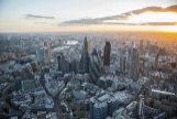'Skyline' de Londres.