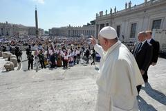 """El Papa Francisco: """"La eutanasia y el suicidio asistido son una derrota para todos"""""""