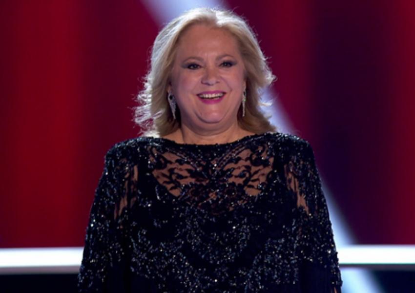 La cantante Blanca Villa, concursante del 'talent' de Antena 3 La Voz...