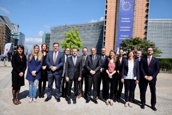 Torra pide a sus delegados en el exterior difundir el dictamen del grupo de trabajo de la ONU