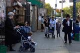 El barrio judío de Williamsburg, en Brooklyn, ha recibido todas las miradas tras la confirmación de casi 500 casos.