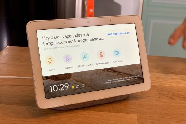 Google Nest Hub: el primer altavoz con pantalla de Google llega a España