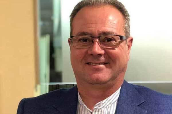 El nuevo presidente de Interagrupación, Guillermo Serrano.