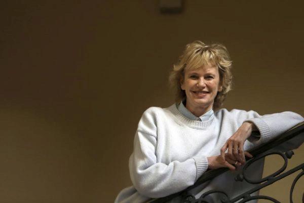 La escritora estadounidense Siri Hustvedt.
