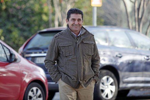 El ex alcalde de Los Palacios Antonio Maestre.