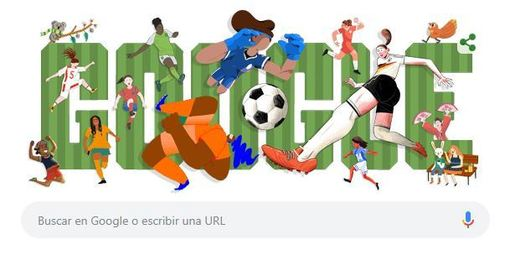 Copa Mundial Femenina 2019: El fútbol femenino se empodera en Google