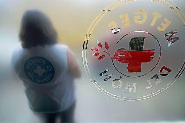Sede en Palma de la entidad Médicos del Mundo.