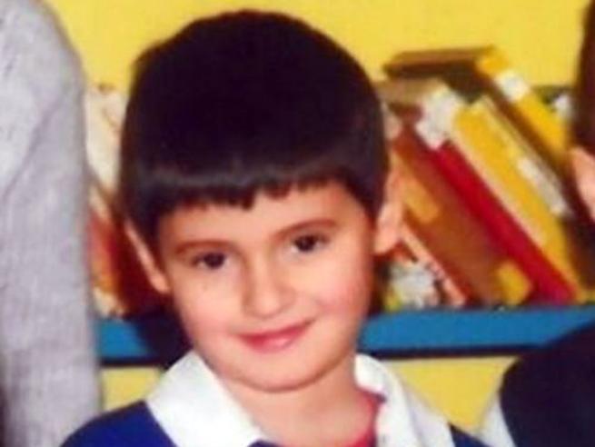 Francesco Bonifazi, el pequeño que fue tratado con homeopatía de una otitis.