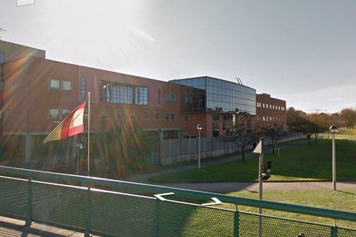 La Comisaría de la Policía Nacional en Gijón.