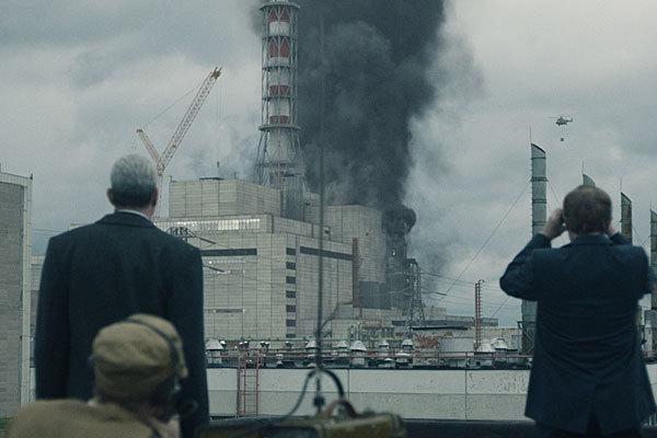 Imagen de la miniserie 'Chernobyl'.