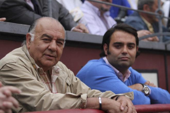Carloz Zúñiga padre (i) y Carlos Zúñiga hijo, en una imagen de archivo.