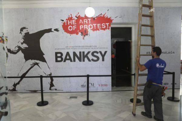 El farsante al que llaman Banksy