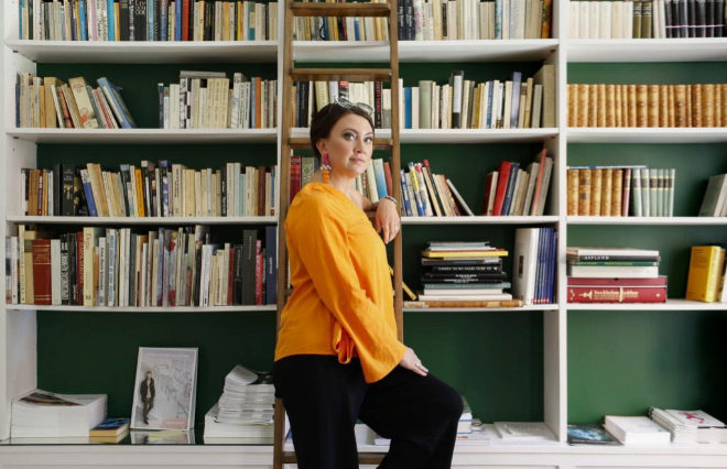 """Camilla Läckberg: """"Si las mujeres tuviéramos la autoestima de los hombres, todo sería distinto"""""""