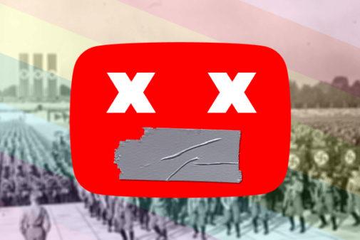 Homofobia, extrema derecha y censura: la semana más negra de YouTube
