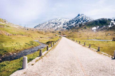 Cinco rutas en bicicleta para hacer una vez en la vida