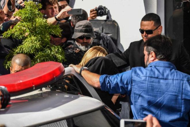 Najila Trindade Mendes de Souza, la mujer que acusa a Neymar de...