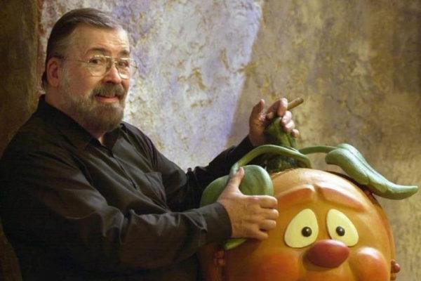 <HIT>Chicho</HIT> Ibáñez Serrador con Ruperta de 'un, dos, tres..' en 2004
